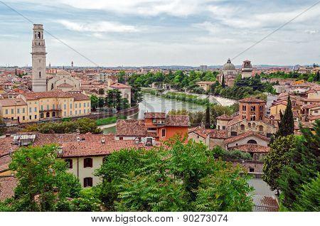 Verona (italy), Panorama