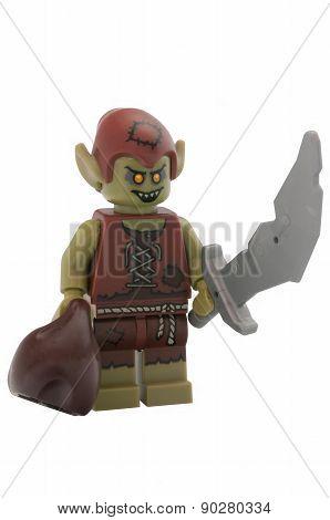 Goblin Lego Minifigure