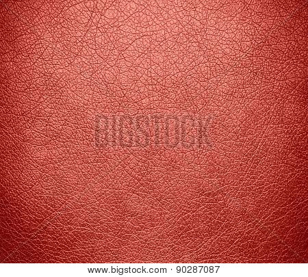 Congo pink color leather texture background