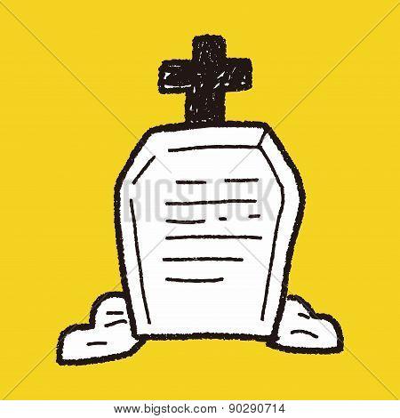Grave Doodle