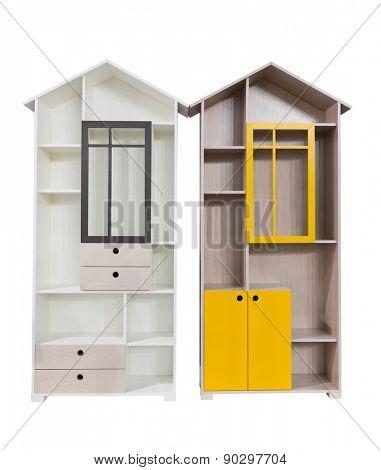 Modern cupboards