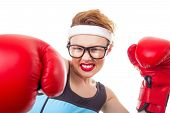 foto of boxing  - Boxer  - JPG