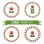 image of scandinavian  - Set of design elements  - JPG