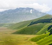 picture of plateau  - Piano Grande di Castelluccio  - JPG