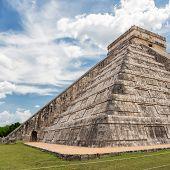 picture of yucatan  - El Castillo  - JPG