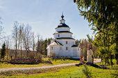 stock photo of prophets  - Wooden Church of Elijah the Prophet - JPG