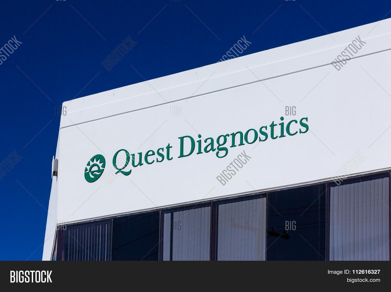 quest diagnostics exterior logo image photo bigstock