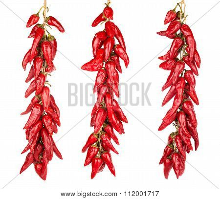Red Hot Chili Peppers Hanging On A Three Ropes