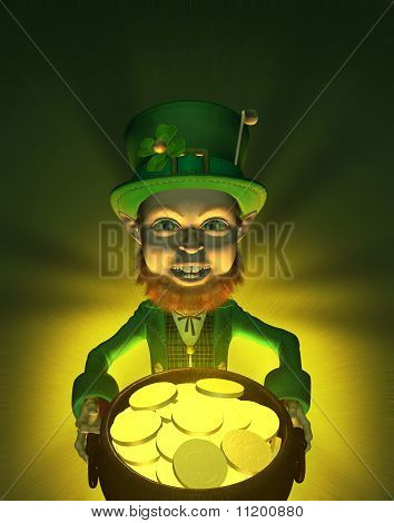 Lucky Leprechaun: I'm Rich!!