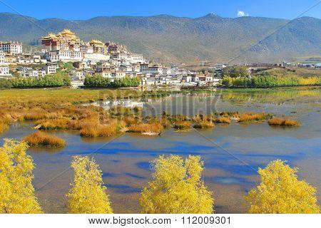 Songzanlin Temple Tibetan Buddhist monastery