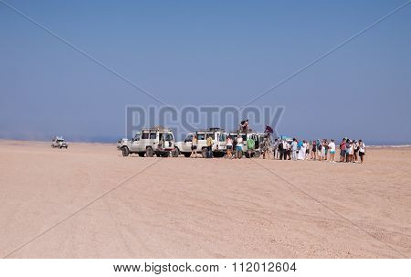 Hurghada Safari with off roads