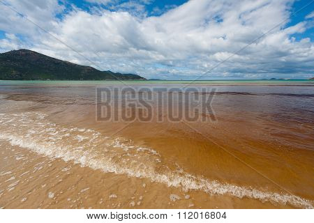 Tidal River Beach Landscape, Wilsons Promontory National Park, Australia
