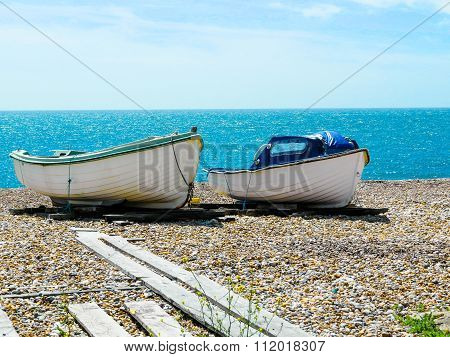 Seacoast near Eastbourne