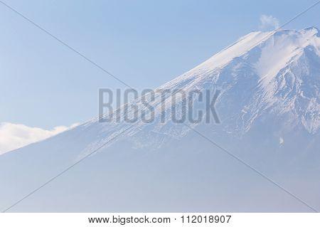 Fuji Mt, Japan