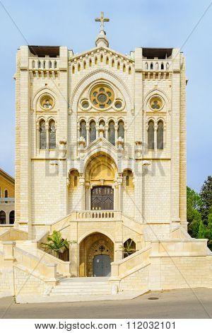 Salesian Church Of Jesus The Adolescent,  Nazareth