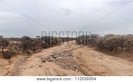 Ugab River, Namibia