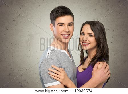Young Couple.