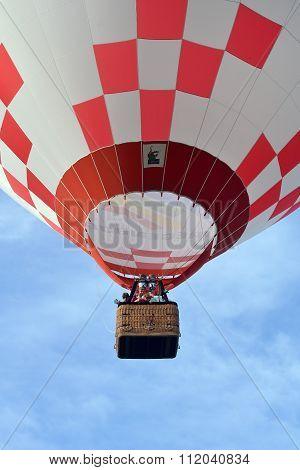 Hot Air Balloon Launch