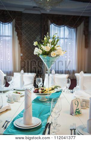 Wedding Banquet Table