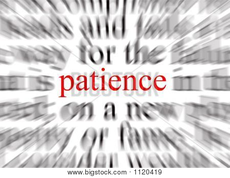 Geduld