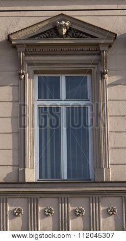 Prague Window