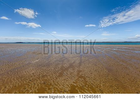 Sandy Point Beach At High Noon, Australia