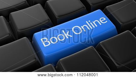 Book on-line key concept