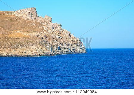 From The  Santorini Greece