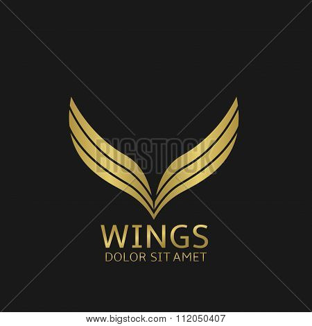 Golden Wings logo