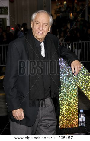 Garry Marshall at the Los Angeles Premiere of
