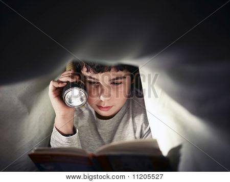 Libro de lectura del niño