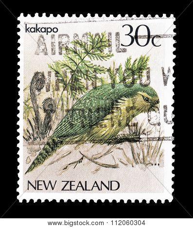 New Zealand 1985
