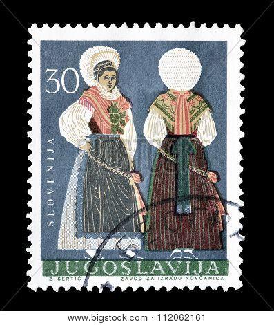 Yugoslavia 1964