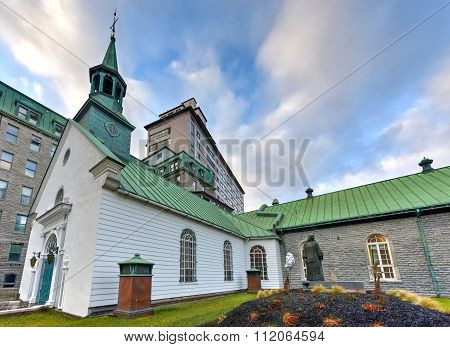 Monastery Of The Augustines - Quebec, Canada