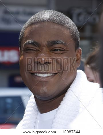 HOLLYWOOD, CALIFORNIA - April 10, 2011. Tracy Morgan at the Los Angeles premiere of