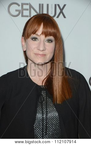 LOS ANGELES - DEC 18:  Katy Sullivan at the GENLUX Issue Release Party featuring Beverly Johnson at the The Rodeo Collection on December 18, 2015 in Beverly Hills, CA