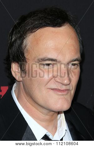 LOS ANGELES - DEC 7:  Quentin Tarantino at the