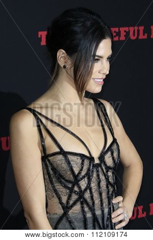 LOS ANGELES - DEC 7:  Jenna Dewan-Tatum at the