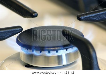 Small Gas Burner