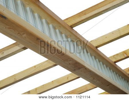 Beam And Rafters