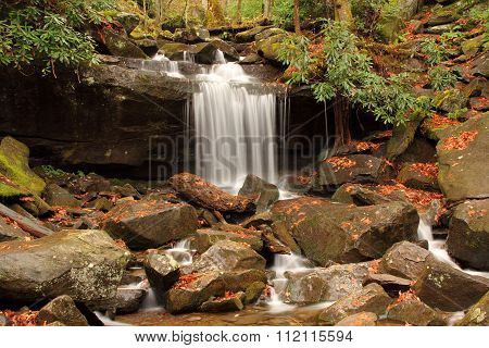 Small Waterfalls