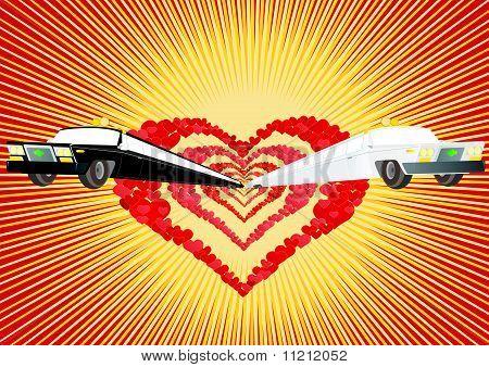 Carros de casamento
