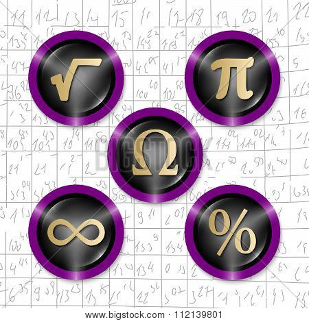 Symbols Of Math