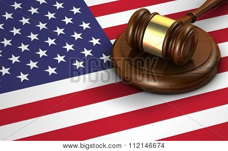 United States Of America Law And Justice