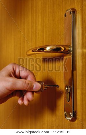 Locking The Door