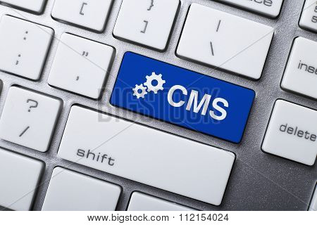 Cms Button On Keyboard