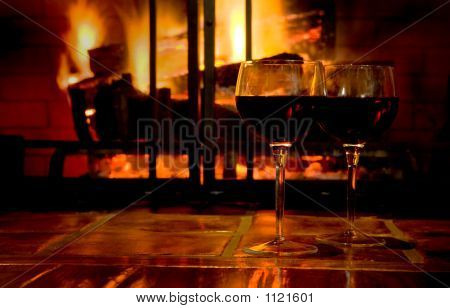 Cabernet By The Fire