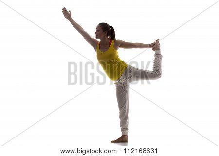 Prenatal Yoga, Nataradjasana