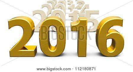 Gold 2016 Come