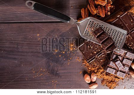 Chocolate products